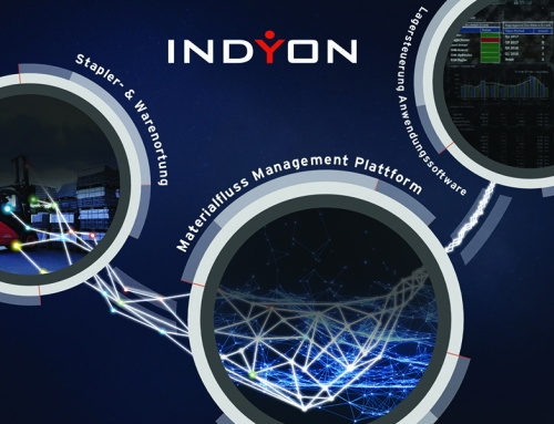 INDYON at Logimat 2020 from March 10-12 in Stuttgart