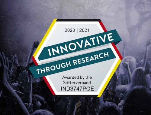 'Innovative through Research' award 2020/2021